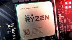 Rakit PC Gaming AMD Ryzen 7 1800X 2017 Paling Optimal terbaik dengan menggunakan ram DDR4 dan VGA RX series terbaru untuk memainkan game terbaru dan render.