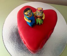Verliefde Minions