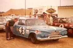1961 Plymouth Richard Petty. #OLDSCHOOLNASCAR