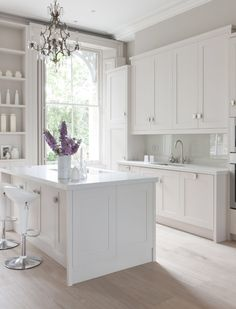 Colour and style desing of cabinets