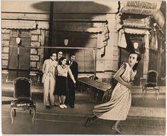 Grete Stern (Alemania 1904 - BsAs 1999): Sueño No. 44 La acusada  , 1949