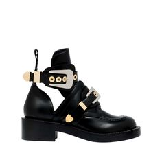 I want and need these Balenciaga Ceinture High Derby shoes. Cut-outs! Low Heel Shoes, Slip On Shoes, Shoes Heels, Prom Shoes, Platform Shoes, Converse Shoes, Adidas Shoes, Shoes Sneakers, Buckle Boots