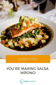 Forpersonal and private chefs, salsa is usually an afterthought, a side for a Tex-Mex or Latin American inspired meal. But even chefs who go a step above and beyond and make salsa from scratch, are likely doing it the wrong way.