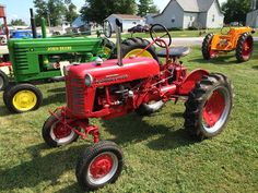 Alle Größen | Farmall Cub tractor | Flickr - Fotosharing!