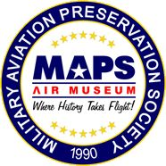 The Military Aviation Preservation Society is an all volunteer, non-profit organization dedicated to educating people about the history of military aviation.