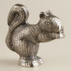 One cute spirited design: Squirrel Bottle Opener