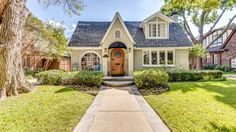 4505 Livingston Avenue - Dallas TX home for sale in Highland Park Tudor style home The Jan Richey Team