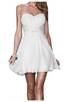 55092121456 Die 96 besten Bilder von Weiße Kleider für die Mädels