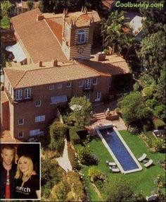 Homes of Hollywood Celebrities: Madonna Hollywood Celebrity Homes