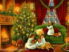Christmas Day Wallpaper