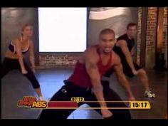 Hip Hop ABS Hips Buns and Thigh dvd