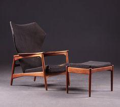 lounge chair - ib kofod-larsen