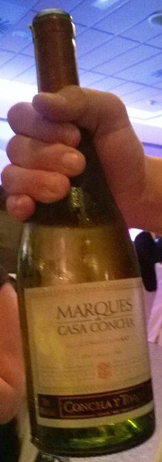 Marqués de Casa Concha 2012, Chardonnay, Valle Limarí. Viña Concha y Toro