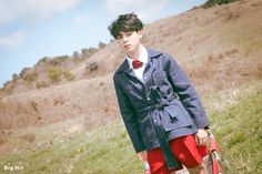 Jimin ❤ YoungForever photo shoot (in the making) #방탄소년단 #BTS
