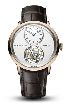 Arnold & Son - UTTE Tourbillon www.ChronoSales.com for all your luxury watch needs, sign up for our free newsletter, the new way to buy and sell luxury watches on the internet. #ChronoSales