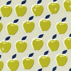 Melody Miller - Picnic - Apples in Citron