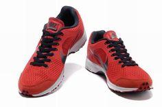 Mens Nike Lunarspider Lt Sneaker Red Blackv