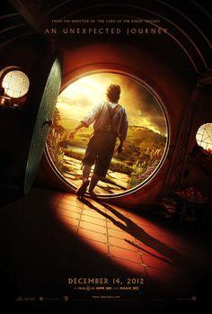 IlPost - 22. The Hobbit: An Unexpected Journey (Lo Hobbit - Un viaggio inaspettato) - Le migliori locandine di film del 2012