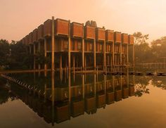 An iconic pic of IIT Kanpur