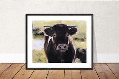 Cow Painting, Cow Art, Cow PRINT - Cow Oil Painting, Holstein Cow, Farm Animal Art, Farmhouse Art, Prints of Farm Animals, Farm Wall Art by JamesCoatesFineArt2 on Etsy Holstein Cows, Cow Painting, Cow Art, Pictures To Paint, Farm Animals, Canvas Prints, Art Prints, Wrapped Canvas, Original Paintings