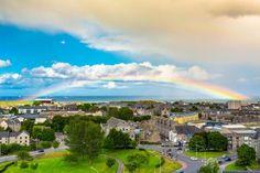 Rainbow over Aberdeen | © Alan Jamieson/Flickr