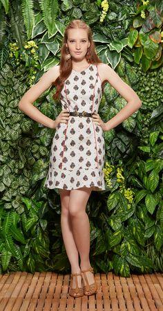 Só na Antix Store você encontra Vestido Salsichinha Babado com exclusividade na internet