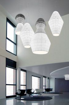 Layers Pendant Lamps | Lightecture Line | Axo Light