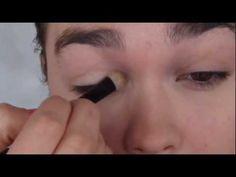 Carey Mulligan/Daisy Buchanan Makeup Tutorial from the Great Gatsby - http://hagsharlotsheroines.com/?p=56711