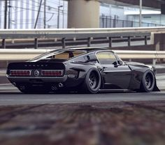 Mustang Fastback, Mustang Cars, Shelby Mustang, Custom Muscle Cars, Custom Cars, Us Cars, Sport Cars, Modified Cars, American Muscle Cars