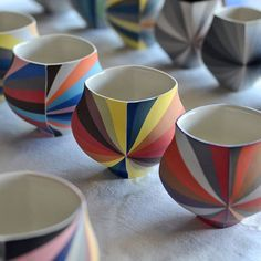 Studio KotoKoto We're so thrilled to finally share with you the news of a very special upcoming show, Peter Pincus: 88. On Friday, October 16th we'll make available 88 cups by the exceptionally creative and hardworking artist who generously made a stunning array of vessels in recognition of KotoKoto's third anniversary. 88 is a very lucky number (yes, we're superstitious!) and we've been beyond fortunate to work with Peter over the past few years while he's pushed his art and hims