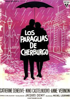 Les Parapluies de Cherbourg (1964), dir. Jacques Demy