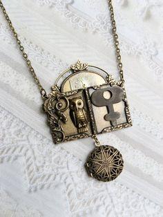 The Storyteller...necklace