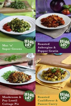 Find our range of ready to bake meals in the vegetarian aisle in Waitrose now Baking Recipes, Diet Recipes, Vegan Recipes, Healthy Food, Healthy Eating, Cottage Pie, Super Greens, Thing 1, Lunch Meal Prep