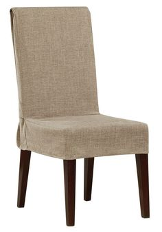Sure Fit Shorty Dining Chair Slipcover