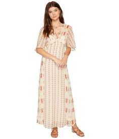$139.0. LUCKY BRAND Dress Vicky Dress #luckybrand #dress #lining #clothing Lord & Taylor, Flutter Sleeve, Dress Brands, Lucky Brand, Cold Shoulder Dress, Short Sleeve Dresses, Clothes, Style, Fashion