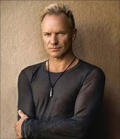 I'd love to be as cool as Sting. Would quite fancy playing the bass too!