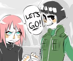 I have to give Sakura and Lee Credit they were the only two who wasn't born with a family talent . Both started from little to nothing and had to work there butts off to become the great  ninja they are today: The are Taijutsu Masters