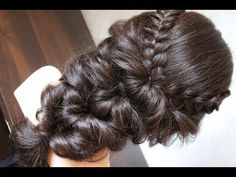 Trendy Hairstyles For School Black Braids 27 Ideas Flower Girl Hairstyles, Little Girl Hairstyles, Party Hairstyles, Hairstyles For School, Birthday Hairstyles, Kids Hairstyle, Style Hairstyle, Short Hair Cuts For Women, Short Hairstyles For Women