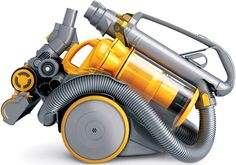 The Dyson has revolutionised vacuum cleaners