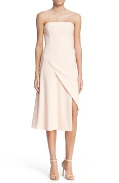 NICHOLAS Cross Strap Sheath Dress available at #Nordstrom