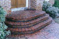Aggregated Driveways And Courtyards Stamped Concrete