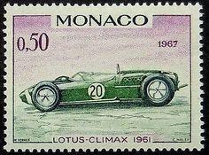 old car monaco stamps - Google претрага