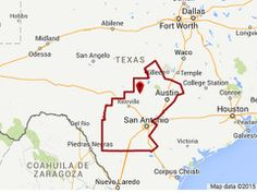 3 Scenic Drives in the Texas Hill Country
