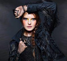 Belleza de Panem: los looks de maquillaje de Covergirl y The Hunger Games DISTRITO 12: MINERÍA