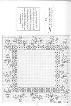 Solo Patrones Punto Cruz (pág. 1046) | Aprender manualidades es facilisimo.com