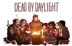 Steam Community :: Dead in the daylight - Tekno Hipercity Video Game Art, Video Games, Cave Story, Gaming Posters, Movie Posters, Survival, Very Scary, Life Is Strange, Ship Art
