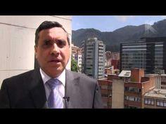 Declaraciones del Ing. Jairo Alfonso Vargas por su nombramiento como IIE para Centro y Suramérica.