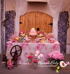 Festa a bela adormecida | Mesa decorada by Mariah festas #festaprincesa #contosdisney #abelaadormecida