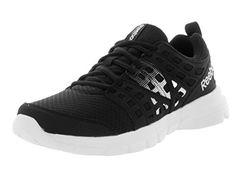 Womens Speed Rise Black/White/Royal/Silver Running Shoe 7.5 Women US Reebok NmO9Gxj6