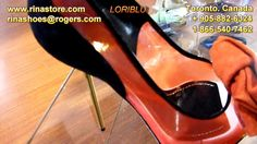 Nando Muzi Red and Black Shoes 2011 Louboutin Pumps, Christian Louboutin, Red And Black Shoes, Boutique, Videos, Heels, Youtube, Fashion, Heel